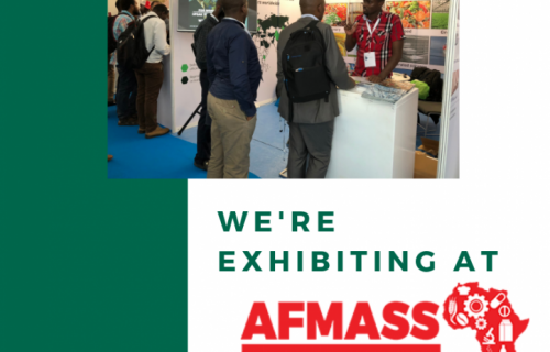 African Food Manufacturing och Safety Summit Exhibition i Kenya, maj 2019