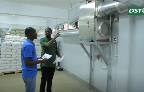 DST East Africa completes the first installation in Kenya